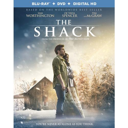 The Shack (Blu-ray / DVD / Digital HD)