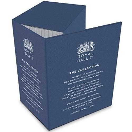 Royal Ballet Collection (Blu-ray)