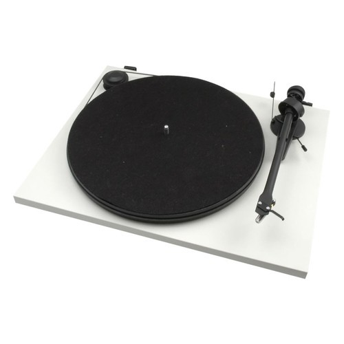 Pro-Ject - Essential Stereo Turntable - White