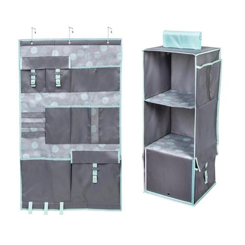 Honey-Can-Do Closet Organizer Kit