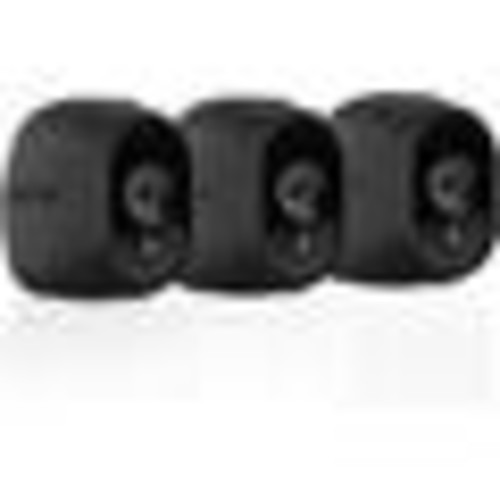 Arlo VMA1200B Skins for Arlo security cameras (3-pack, black)