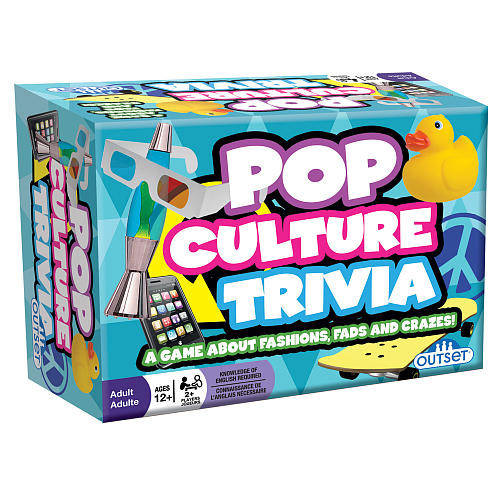 Outset Media Pop Culture Trivia Game