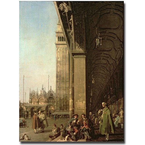 Trademark Global 26x32 inches Canaletto