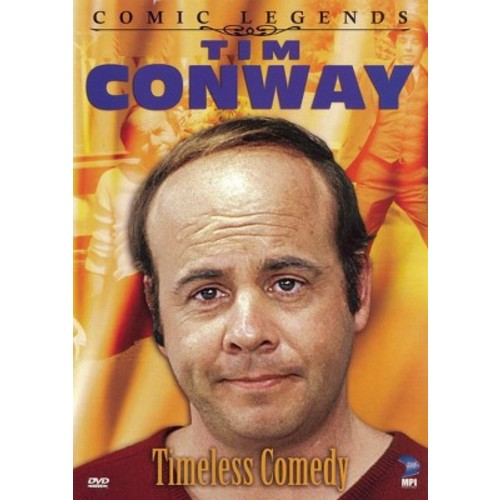 Tim Conway: Timeless Comedy (Comic Legends) (dvd_video)