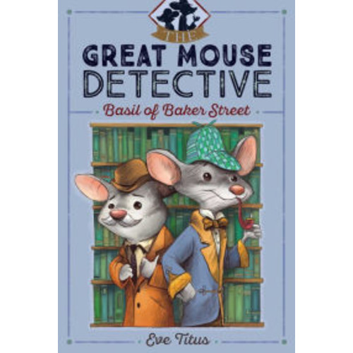 Basil of Baker Street (Great Mouse Detective Series)