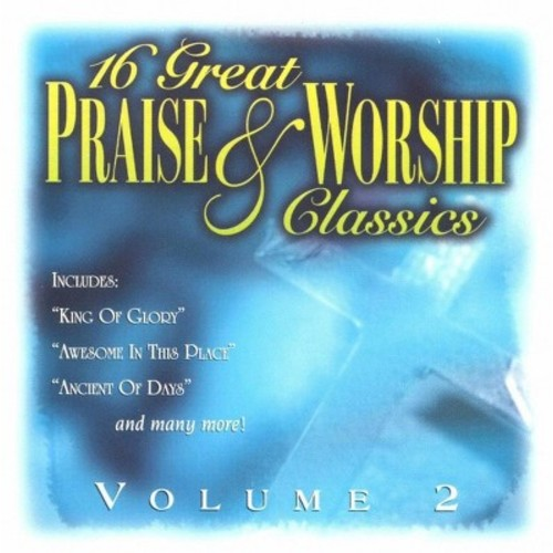 Various - 16 great praise & worship classics (CD)