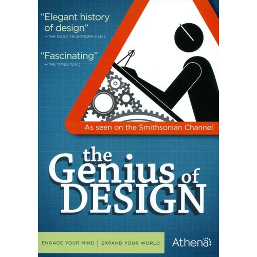 The Genius of Design [2 Discs] [DVD]