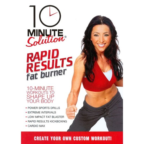 10 Minute Solution: Rapid Results Fat Burner [DVD] [2010]