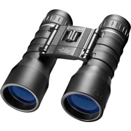 Barska Lucid View 10x42 Binoculars  Black