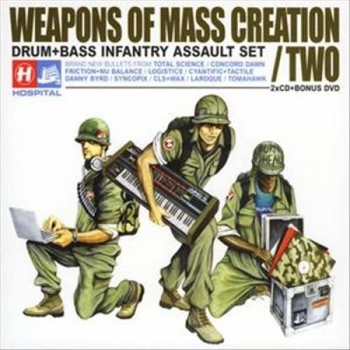 Weapons of Mass Creation, Vol. 2 [CD & DVD]