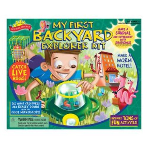 Scientific Explorer Backyard Explorer Kit