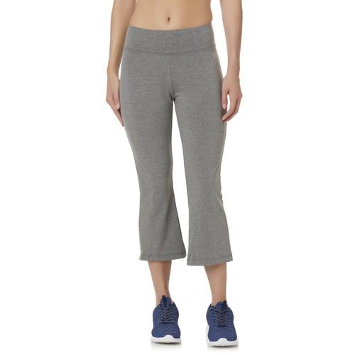 Everlast Sport Women's Capri Leggings [Fit : Women's]