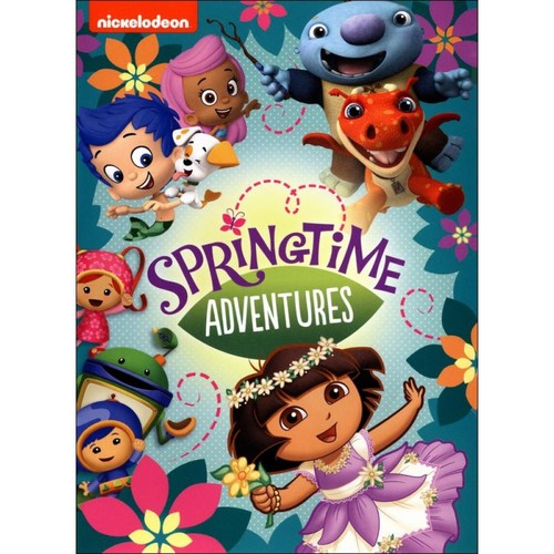 Nickelodeon: Springtime Adventures [DVD]