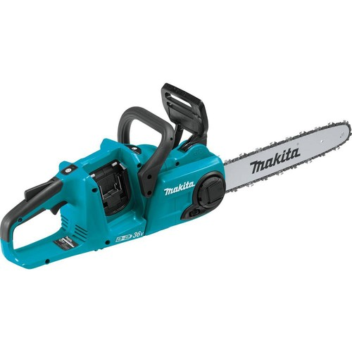 Makita 18-Volt X2 LXT Lithium-Ion (36-Volt) Brushless Cordless 14 in. Chain Saw (Tool Only)