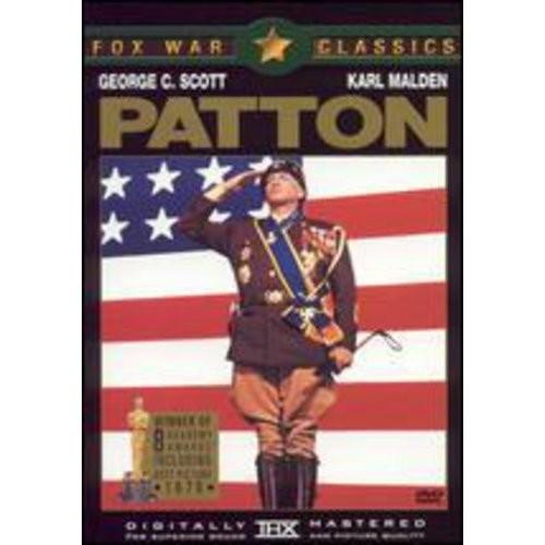 Patton (Blu-ray Combo Pack): George C. Scott, Karl Malden, Stephen Young, Michael Strong, Carey Loftin, Franklin J. Schaffner, Francis Ford Coppola, Edmund H. North: Movies & TV