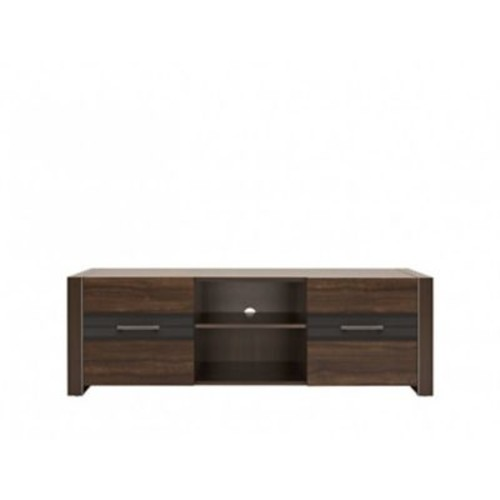 Contemp Style Alhambra 2 Door 58.25'' TV Stand