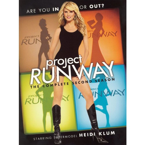 Project Runway: The Complete Second Season [4 Discs] [DVD]