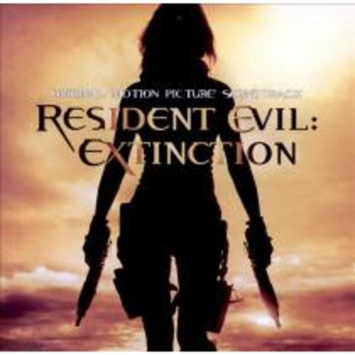 Resident Evil: Extinction By Original Soundtrack (Audio CD)