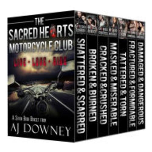 Sacred Hearts Motorcycle Club Boxed Set