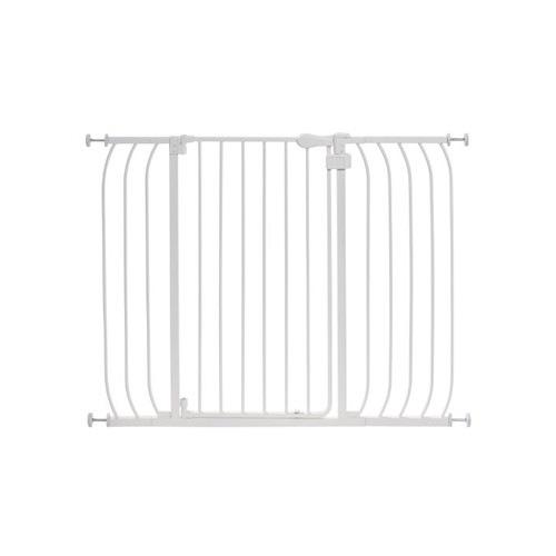 Summer Infant Multi-Use Extra Tall Walk-Thru Gate, White