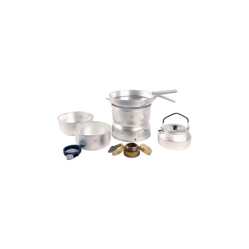 Trangia 25-2 Ultralight Outdoor Stove 140252, Packed Size: 8.5 x 4.25 in / 22 x 11 cm, Product Weight: 1 kg, 2.32 lb, w/ Free Shipping