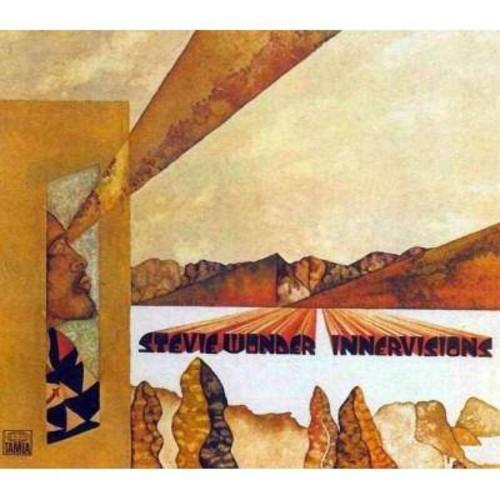 Stevie wonder - Innervisions (CD)