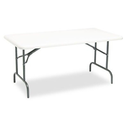 ICE65213 - Iceberg IndestrucTables Too 1200 Series Resin Folding Table
