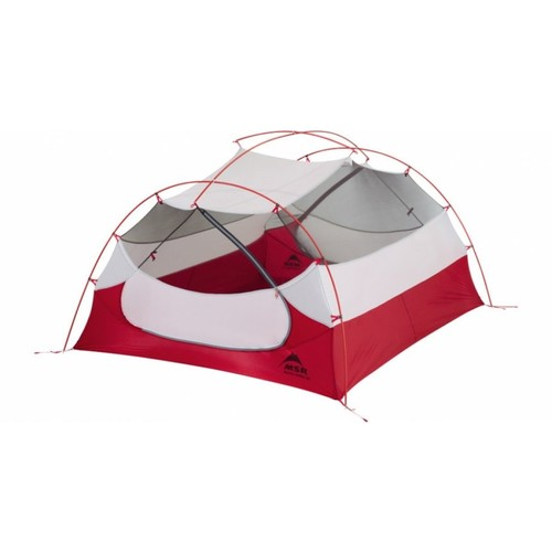 MSR Mutha Hubba NX Tent - 3 Person, 3 Season - 5839 Free 2 Day Shipping