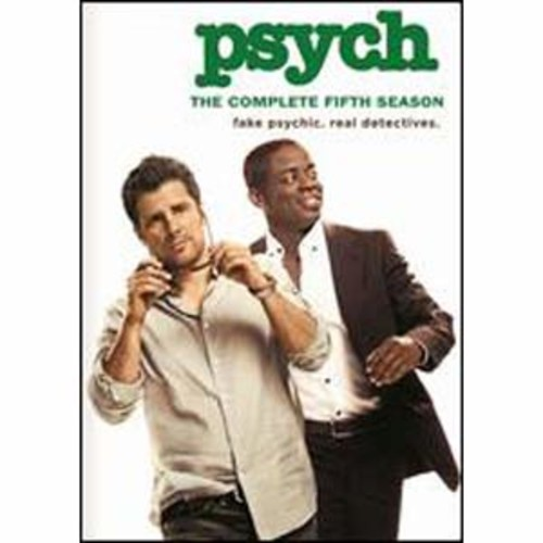 Psych: The Complete Fifth Season [4 Discs]