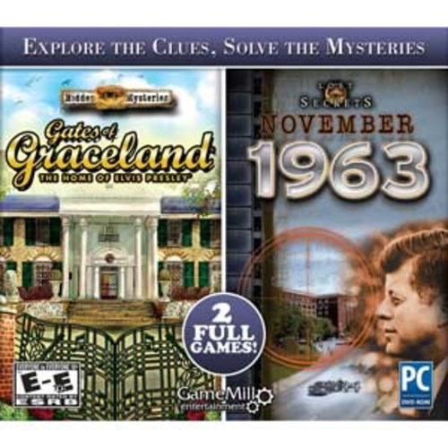 Hidden Mysteries No1963 Graceland 2 Pack JC