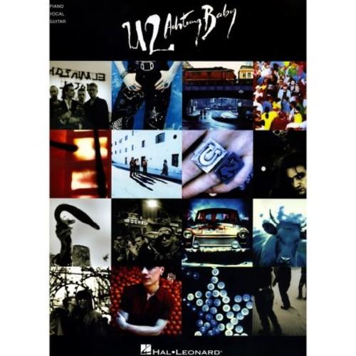 Hal Leonard U2 Achtung Baby Piano/Vocal/Guitar Songbook