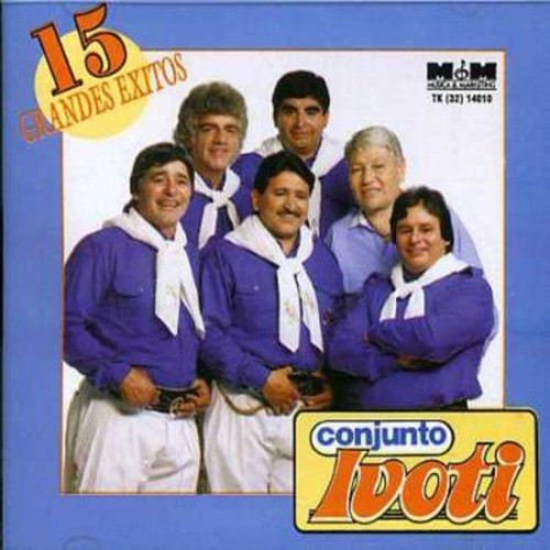 15 Grandes Exitos [CD]