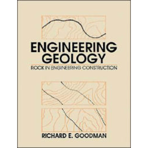 Engineering Geology: Rock in Engineering Construction / Edition 1