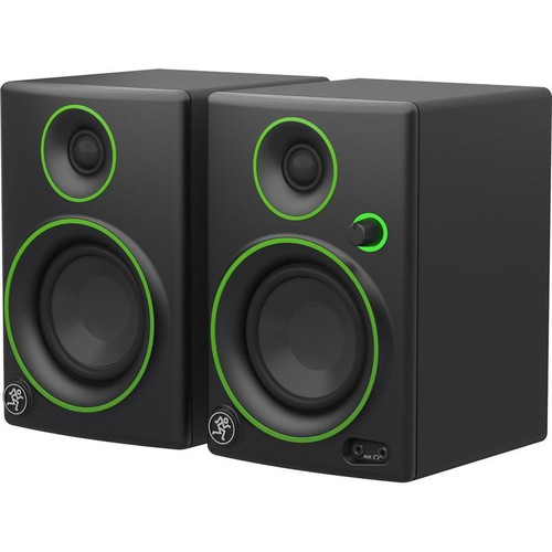 Mackie CR3 Creative Reference Multimedia Monitors 2-way powered studio monitors with 3