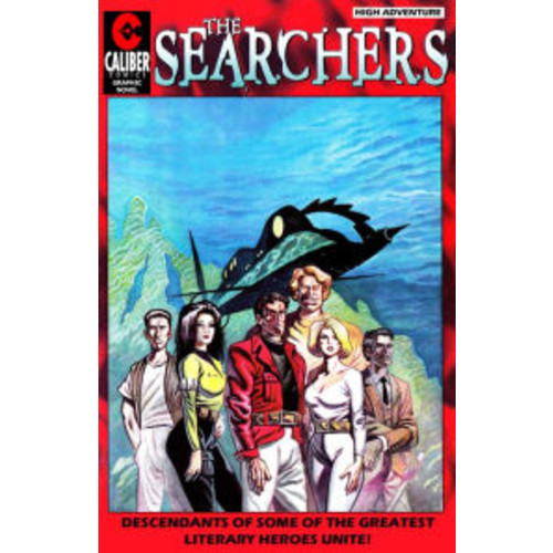 The Searchers: The Shape of Things to Come