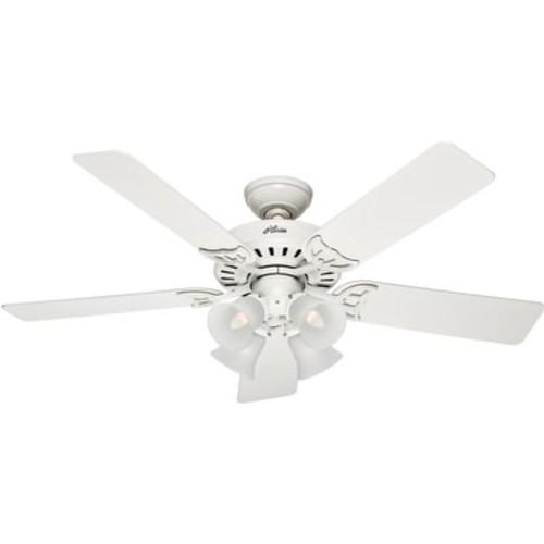 Hunter Fan 53062/20181 Studio Series Ceiling Fan, 52