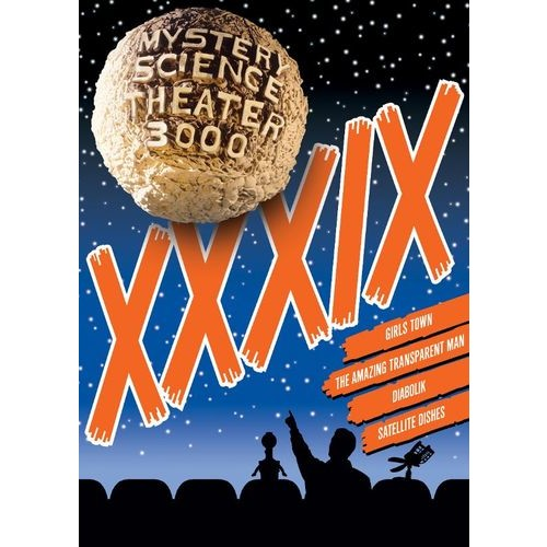Mystery Science Theater 3000: Volume XXXIX [DVD]