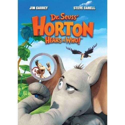 Horton Hears a Who DVD