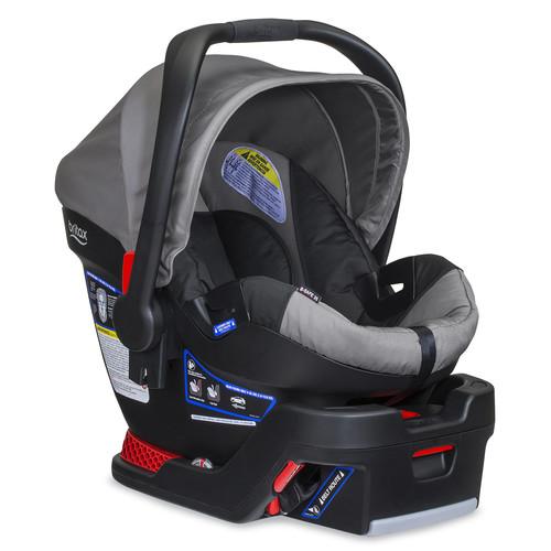 Britax B-Safe 35 Infant Car Seat - Steel