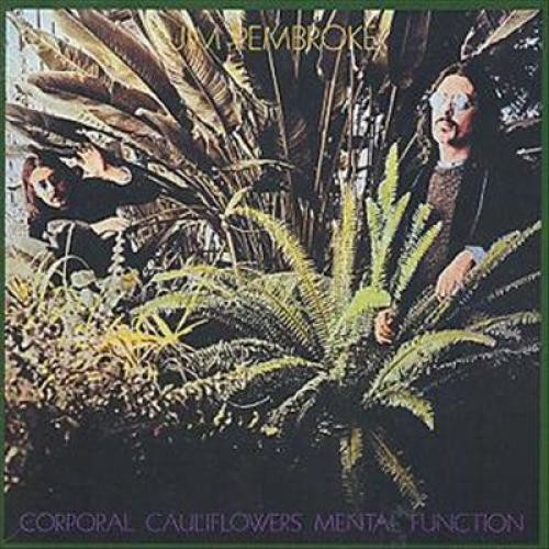 Corporal Cauliflowers Mental Function [CD]