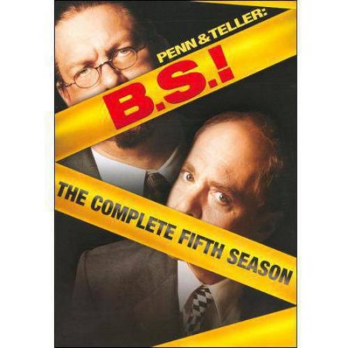 Penn And Teller B.S.!: The Complete Fifth Season (Widescreen)