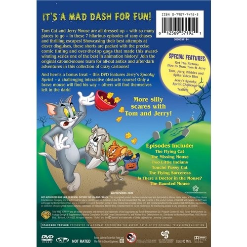Tom and Jerry Hijinks and Shrieks