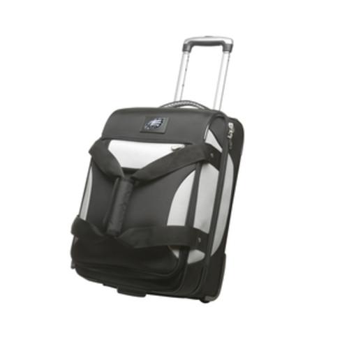 Denco Sports NFL Philadelphia Eagles 20-inch Hardside Carry On Spinner Upright Suitcase [option : Black - Price in Cart]