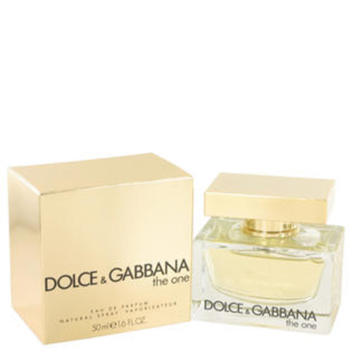 Dolce & Gabbana Eau De Parfum Spray 1.7 Oz The One Perfume By Dolce N Gabbana For Women
