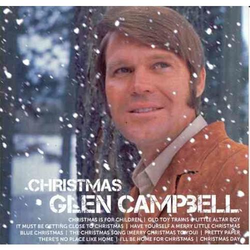 Glen Campbell - ICON Christmas: Glen Campbell