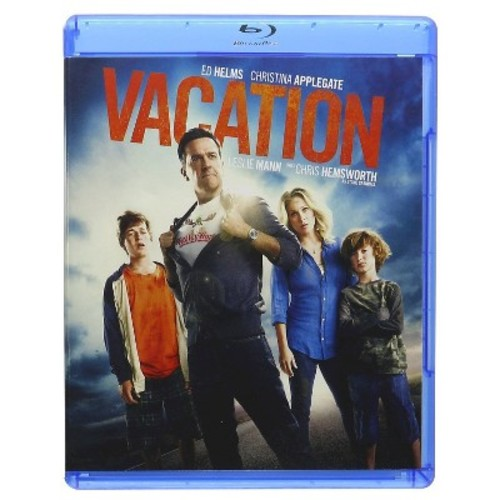 Vacation (Includes Digital Copy) (UltraViolet) (Blu-ray/DVD) (2 Discs)