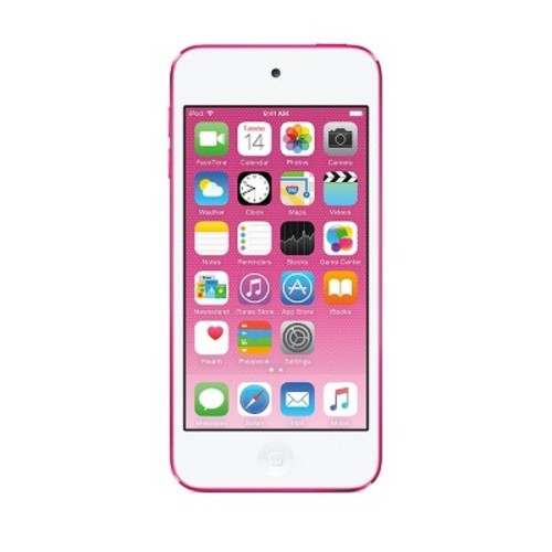 Apple iPod touch 6G 16 GB Pink Flash Portable Media Player