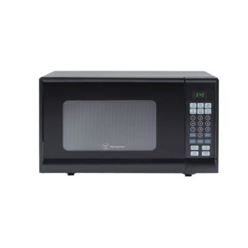 Westinghouse 0.9 cu. ft. 900-Watt Countertop Microwave in Black
