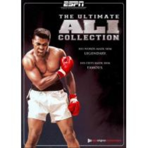 The Ultimate Ali Collection [3 Discs] [DVD]