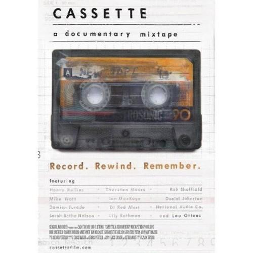 Cassette:Documentary Mixtape (DVD)